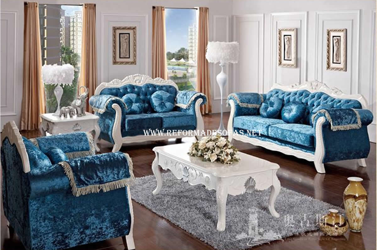 Sofas estilo colonial good decoracion mueble sofa muebles estilo banak with sofas estilo - Sofas estilo colonial ...